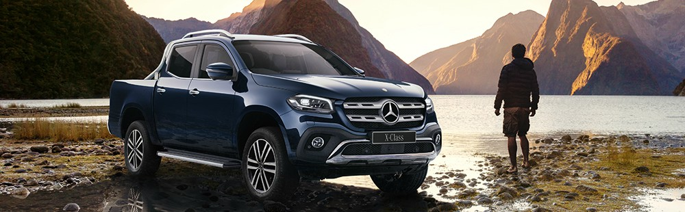 When the wild calls, answer it. X-Class X 250 d POWER $58,990 Drive away^
